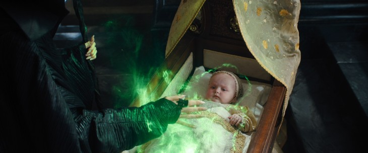 "Disney's ""Maleficent""Baby AuroraPh: Film Still©Disney 2014"