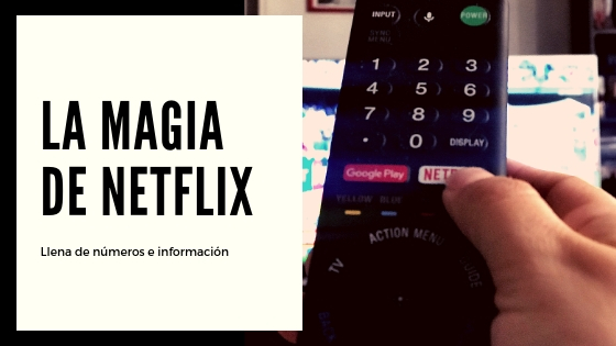 Cómo le hace Netflix para enseñarnos qué ver